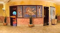 Sauna Salzstein Biosauna Bayreuth