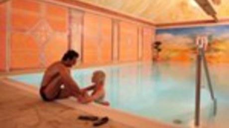Erlebnisabend Schwimmbad Romantik