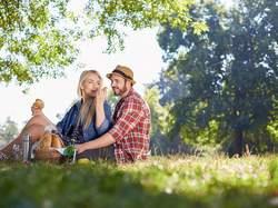 romantisch picknicken Wirsberg Frankenwald