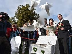 Hochzeit Gottfried & Elodia Wirsberg