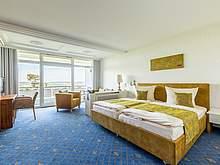 Bellevue Zimmer Schlafbereich