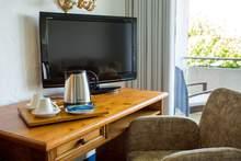 Wasserkocher Kaffee Fernsehr