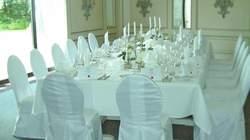 Hochzeit im Kaminzimmer
