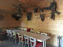 Partyhütte bei Kulmbach
