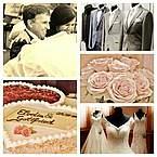 Brautpaar Hochzeit Gottfried & Elodia
