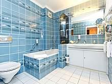 Bad mit Badewanne Wirsberg