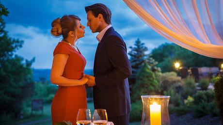 Kuss Romantik Pavillon