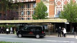 Shuttle Reiterhof Bayreuth Festival  theatre