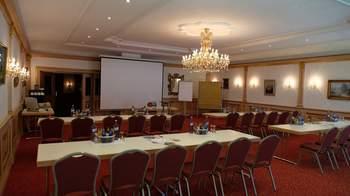 Hotel Reiterhof Tagungsraum