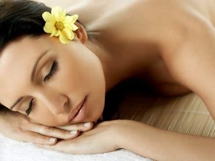 wohltuende MassageFrühjahr