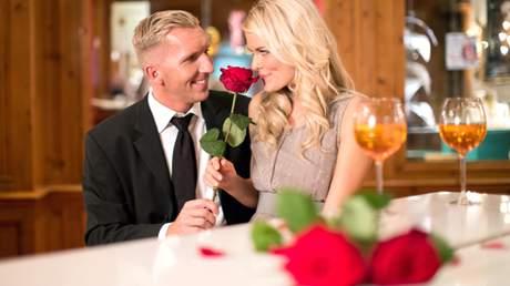 14.02.2017 Valentinstag Romantik Hotel