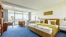 Zimmerkategorie CAB Schlafbereich