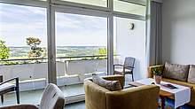 Sitzecke Ausblick  Wohnbereich Zimmer