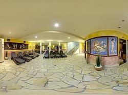 Saunabereich Hotel Reiterhof Wirsberg