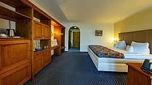 Comfort Appartement Richtung Zimmertür