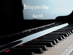 Klassik Klavier Steingräber